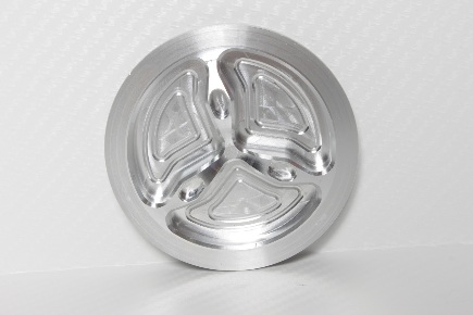 Gas Cap with Thread - spare part