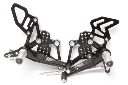 Rear Set Honda CBR 300R/250R (2011-2017)