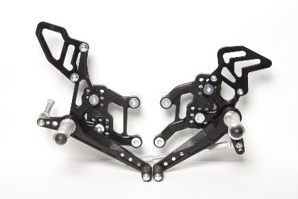 Rear Set Yamaha YZF R3 (2015-2019) R25/MT03/MT25