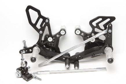 Rear Set Honda CBR400R/ CBR500R/ CB400F/ CB500F (2013-2017) with revers shifting