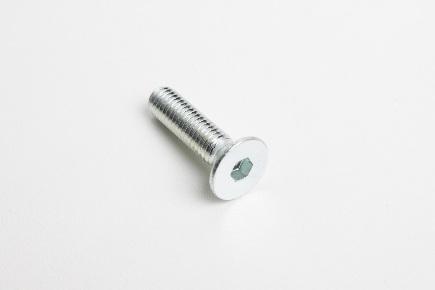 DIN7991 - M6, 12 mm