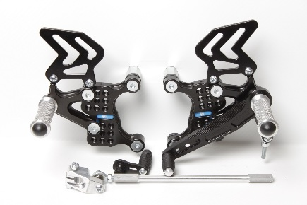 Rear Set MV Agusta F4 (1999-2013) with Revers Shifting