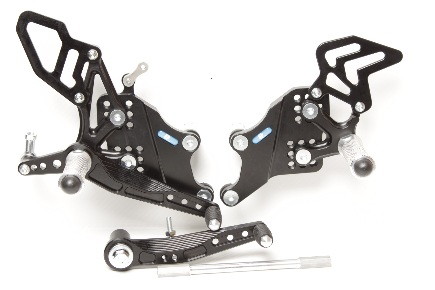 Rear Set Honda CBR 1000RR (2004-2007)