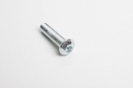 DIN7380 - M6, 20 mm