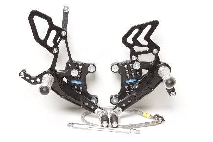 Rear Set KTM Super Duke 990 (2006-2012)
