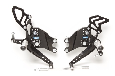 Rear Set Kawasaki ZX-10R (2004-2005)