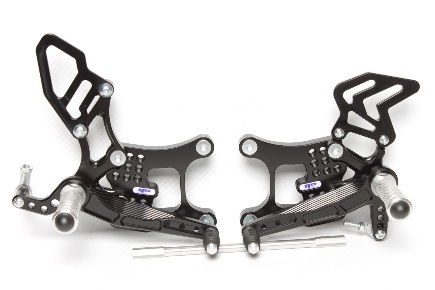 Rear Set Kawasaki ZX-6R (2003-2004)