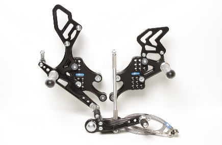 Rear Set Yamaha FZ8 (2010-2015)