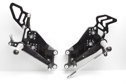 Rear Set Yamaha YZF R3 (2015-2019) R25/MT03/MT25 Full Race Version