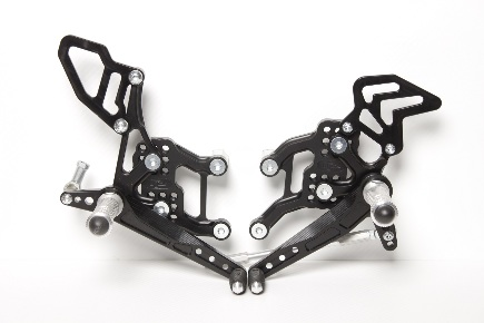Rear Set Yamaha YZF R3 (2015-2019) R25/MT03/MT25