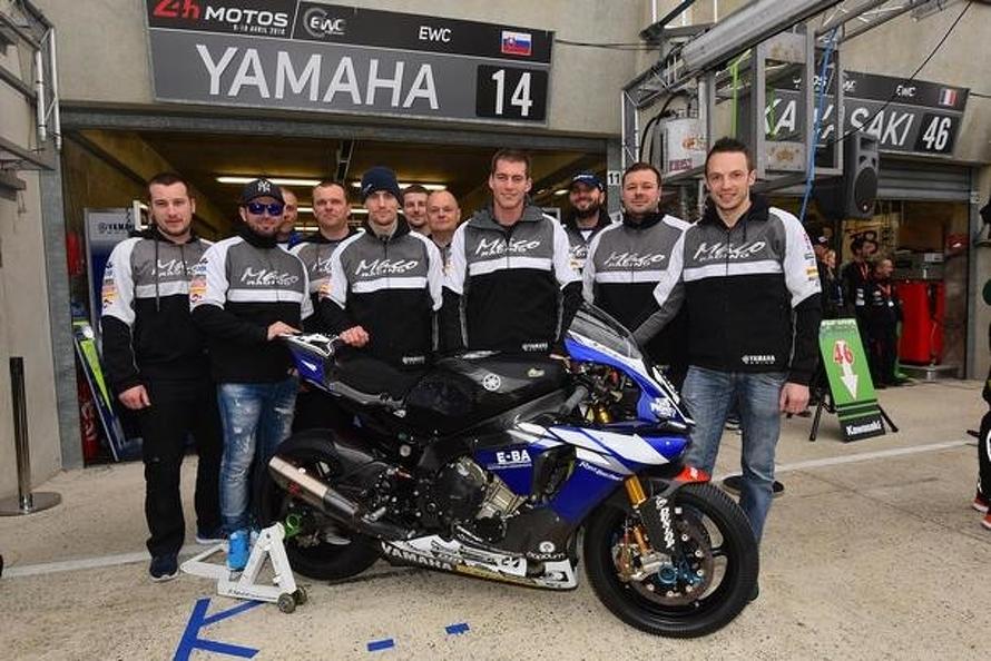 24 hours Le Mans Maco Racing Team