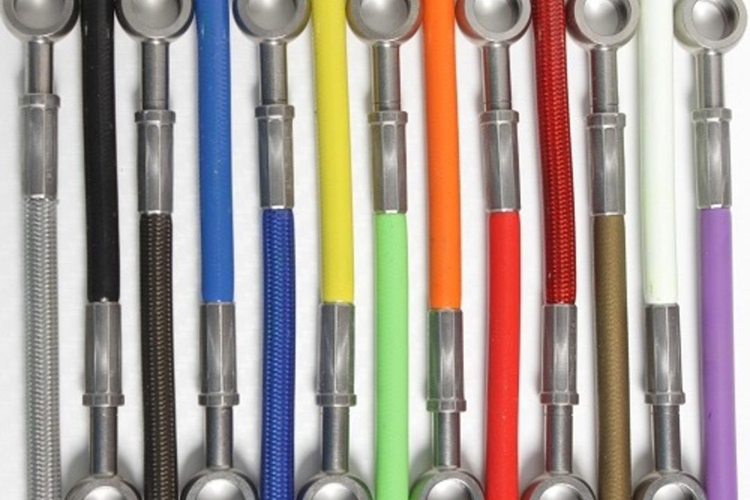 Brzdové hadice HEL - nyní i barevná benja ! · PP Tuning Racing Parts