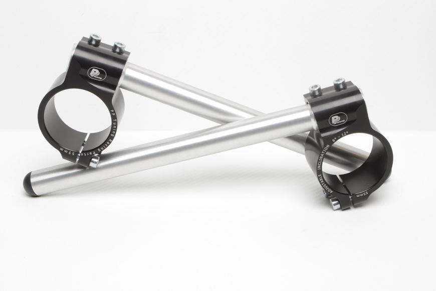 Řidítka Ø 50 mm nastavitelný úhel sklonu, typ AG