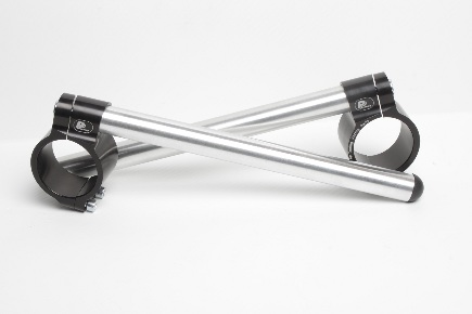 Motorcycle clip-on handlebars Ø 56 mm, type Sport
