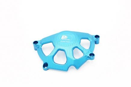 ALUMINIUM ALLOY Case Savers Suzuki GSX-R1000 (2017 - ), blue, left side