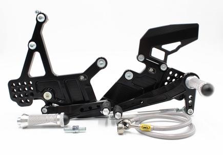 Rear set Kawasaki Ninja 400 (2018 - ) Full Race Version
