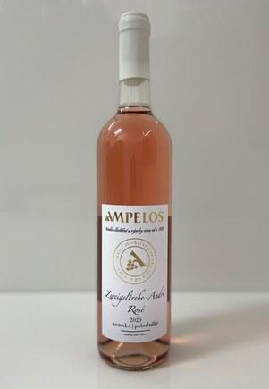 Zweigeltrebe André 2020, rosé