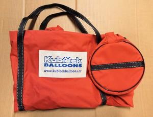 Burner rod bag K13S - red