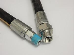 Fuel hose 10mm TxREGO, L=900 mm