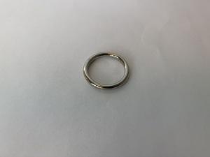 Metal ring 22x3.1