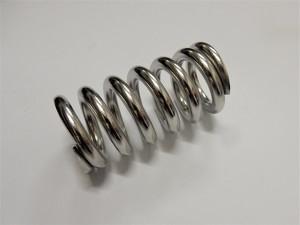 Gyro gimbal spring