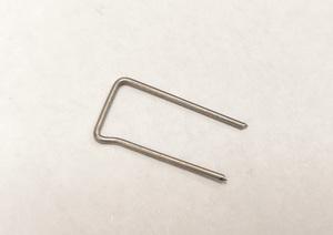 Metal heatshield clip Ignis
