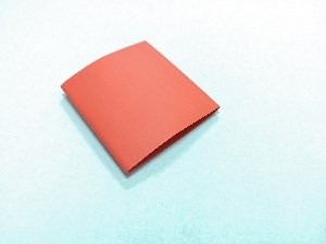 Heat-shrink 25,4/12,7 - red
