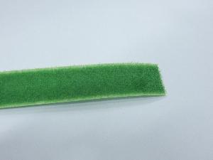 Velcro 25 mm - green, loops