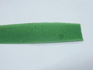 Velcro 25 mm - green, hard
