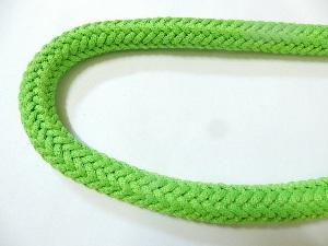 Basket rope 22mm, green