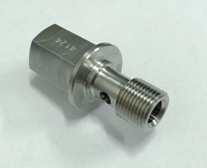 Fuel Supply Bolt Ignis Plus / Sirius