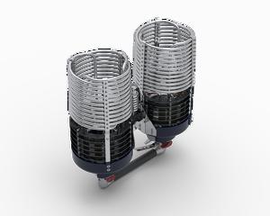 IGNIS burner - 2 units Gyro