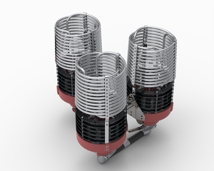 IGNIS burner - 3 units