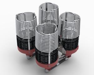 IGNIS burner - 4 units