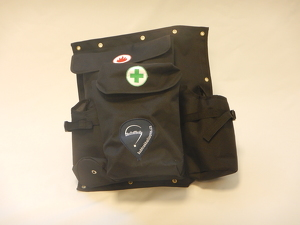 Basket pocket K12-K18 - black