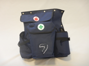 Basket pocket K12-K18 - blue
