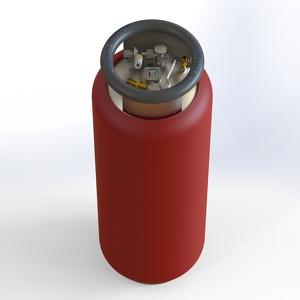 KB97L Fuel cylinder - M, REGO-Dynaquip