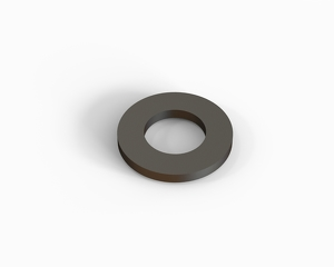 Washer 4.3, stainless steel