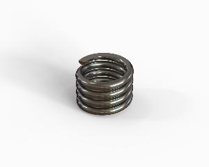 Main valve spring
