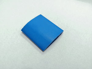 Heat-shrink 25,4/12,7 - blue