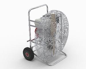 Inflator fan VH9