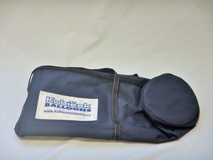 Burner rod bag - blue