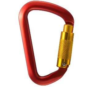 Karabiners and envelope crown rings