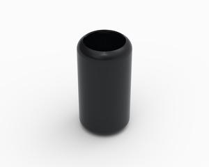 Cylinder cover (excludes foam) - KB72L, black