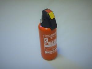 Fire extinguisher, 2 kg