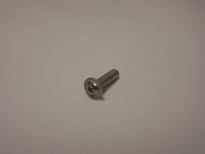 M8x30 Hexagon button head socket cap bolt, stainless steel