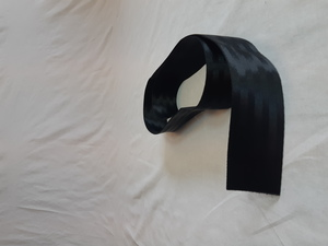 Envelope mouth black tape