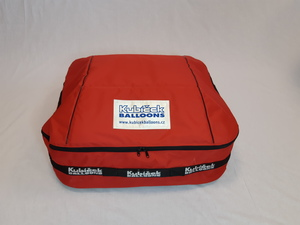 Burner bag Ignis Double - red