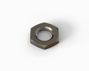 Ball Valve Lever Securing Nut
