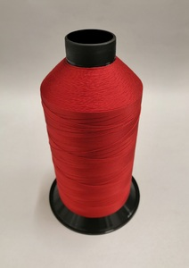 Balloon thread, red